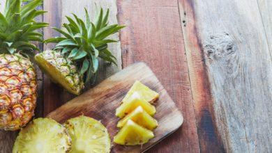 Photo of Rozjaśniająca maseczka z ananasa
