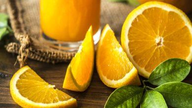 Photo of Szybka odświeżająca maseczka z pomarańczy i mleka
